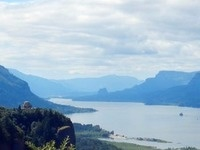 Columbia River Gorge Tour