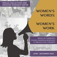"""Women's Words, Women's Work"" Exhibit Reception"