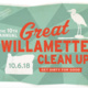 Great Willamette River Clean Up