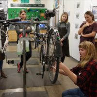 Women's Bike Maintenance Nights