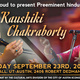 ICMCA presents Internationally Acclaimed Vocalist Kaushiki Chakraborty