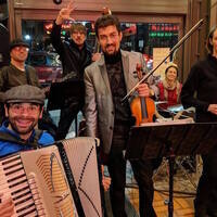 Klezmer Music & Dance with Klezmephonic!