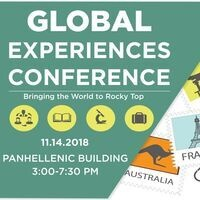 Global Experiences Conference: Bringing the World to Rocky Top