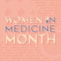 Women in Medicine - Guest Speaker Elizabeth Raskin, M.D. - Gender Issues in Surgery: How to Affect Authentic and Lasting Change