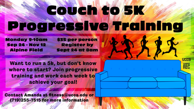 Couch to 5K Progressive Training