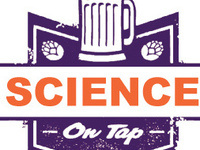 Science on Tap CLEMSON - Dieter Hartmann, When compact stellar objects merge, ripples in the fabric of space-time excite the Universe