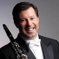Faculty Artist Series: Stephen Williamson, clarinet