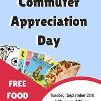 Commuter Appreciation Day