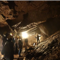 Music Underground in the Delaware Mine!