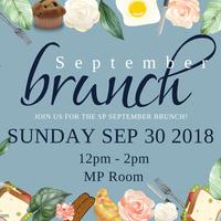 Sidney-Pacific September Brunch