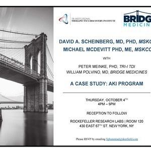 A CASE STUDY: AKI PROGRAM - Weill Cornell Medicine Events
