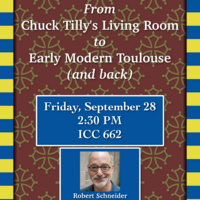 From Chuck Tilly's Living Room to Early Modern Toulouse (and back)
