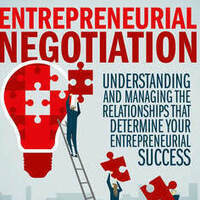 EPP book talk: Entrepreneurial Negotiation