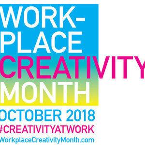 Workplace Creativity Month!