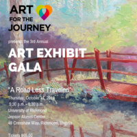 Art for the Journey Art Exhibit GALA