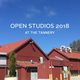 Open Studios 2018 - at the Tannery!