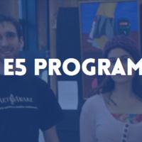 e5 Program - Information Session