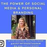 Social Media & Branding sensation Rachel Holtin from@austinfoodstagram