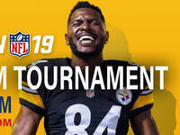 Madden 19 Game Room Tournament