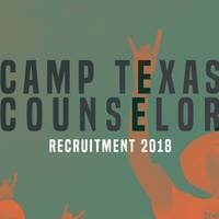 Camp Texas Counselor - Information Session
