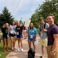 First-Year Student Orientation