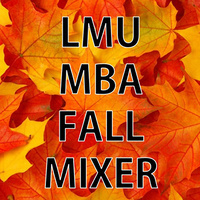 MBA Fall Mixer