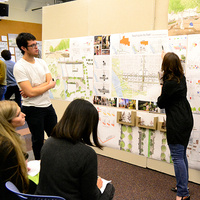 School of Architecture & Environment Graduate Programs In-person Info Session