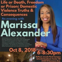 Life or Death, Freedom or Prison: Domestic Violence Truths and Consequences, with Marissa Alexander