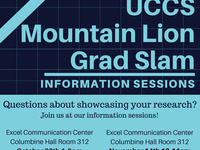 Mountain Lion Grad Slam Information Session