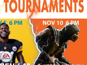 Mortal Kombat X Game Room Tournament