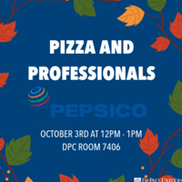 Center for Sales Leadership Pizza and Professionals with Pepsi