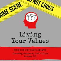 Living Your Values (PLP Passport Destination)