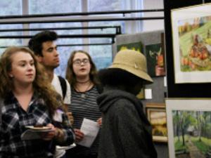 Pitt-Greensburg: Art Show