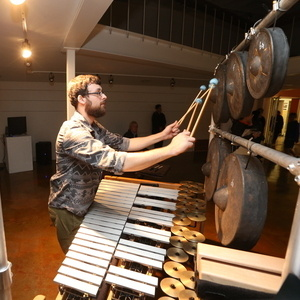 Student Recital: Zack Green, percussion