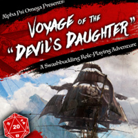 "Alpha Psi Omega Presents: ""Voyage of the Devil's Daughter"""
