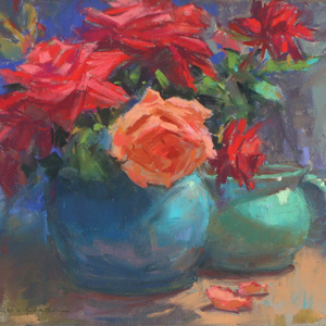 Capturing Light and Color – Painting the Still Life in Pastel