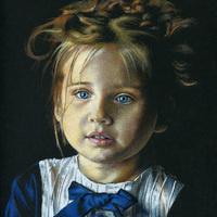 SOAR Workshop - Winsome Portrait on Black Paper with Amy Lindenberger
