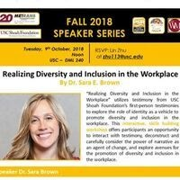 Diversity and Inclusion in the Workplace Workshop