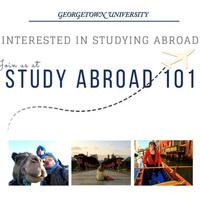 Study Abroad 101