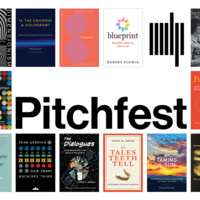 MIT Press Pitchfest at the Boston Book Festival