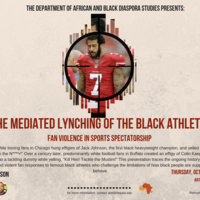 The Mediated Lynching of the Black Athlete