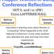 Women in Engineering Week: Grace Hopper Women in Computing Conference Reflection