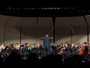 Gwinnett Symphony - All Mozart Side-by-Side