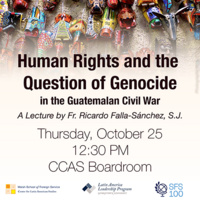 Human Rights and the Question of Genocide in the Guatemalan Civil War