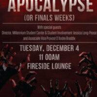 Surviving a Zombie Apocalpyse