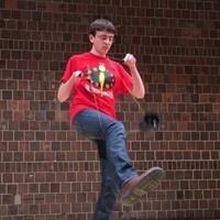 Strong Jugglers: Diabolo Workshop