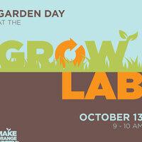 Grow Lab Work Day