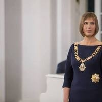 National and Economic Security with President of Estonia