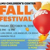 LMU Children's Center Fall Festival