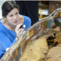 Dr. Kara M. Cooney: Evidence for Coffin Reuse in the 21st Dynasty Coffins of Theban Burial Chaches